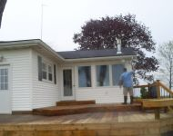 Deck and House Pressure Wash
